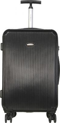 Swiss Eagle ABS+PC006BK-20 Cabin Luggage - 20 inch Black - Flipkart