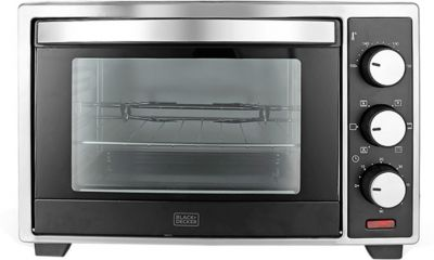 Black & Decker 19-Litre BXTO1901IN Oven Toaster Grill (OTG)