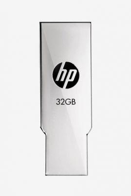 HP V237w 32 GB Pen Drive (Silver)