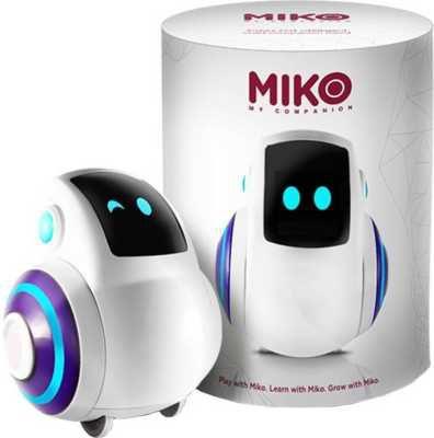 Emotix Miko - Companion Robot (Peppy Pink)