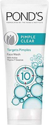 Buy POND'S Pimple Clear Face Wash 50 gm Online at Low Prices in India - Amazon.in