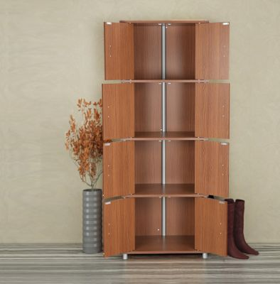 HomeTown Jacob Engineered Wood Free Standing Cabinet