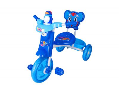 Toyhouse Penguin Tricycle, Blue: