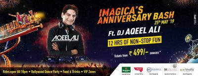 IMAGICA'S 6TH ANNIVERSARY BASH