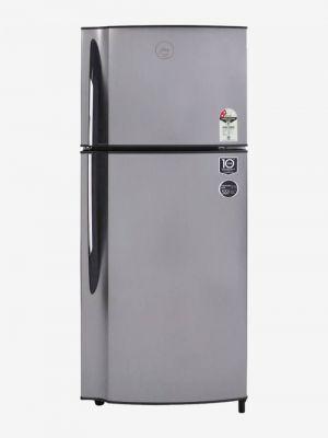 Godrej RF GF 2362 PTH 236 L 2 Star Frost Free Double Door Refrigerator (Sleek Steel)