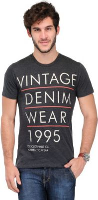 Min. 70% Off on Men's T-Shirts