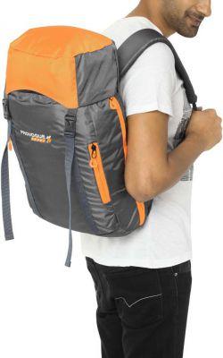 Provogue Sports TRAVELLER 30 L Backpack Dark Grey