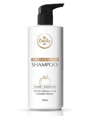 The Beauty Co. Apple Cider Vinegar Shampoo, 300 ml
