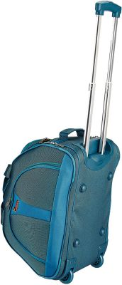 F Gear Cooter Polyester Ocean Blue Small 36 Liter Travel Duffle bag-20 inch: