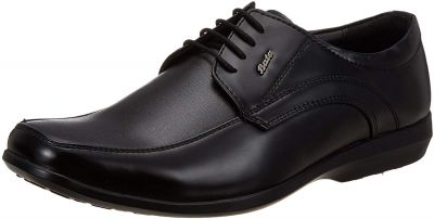 BATA Men& Black Formal Shoes-