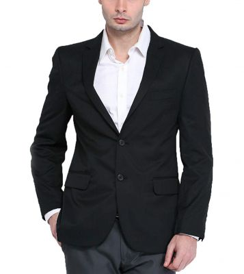 Shaftesbury London Mens Slim Fit Single-Breasted Blazer Jacket: Amazon.in: Clothing & Accessories