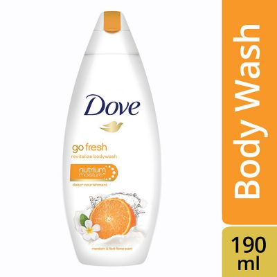 Dove Go Fresh Revitalize Body Wash, 190ml Online at Low Prices in India - Amazon.in
