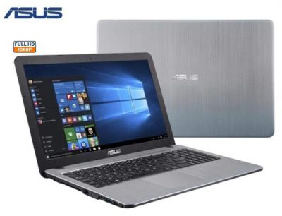 ASUS Vivobook Max F541NA-GO019T 15.6-inch Laptop (Dual-Core Celeron N3350/4GB/500GB/Windows 10/Integrated Graphics)