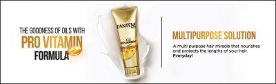 Buy Pantene Oil Replacement, 180ml