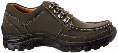BATA Men's Rox Brown Boots