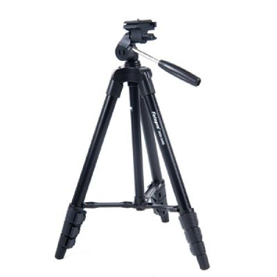 Fotopro DIGI-3400 4 ft Payload 2kgs Compact Tripod Ball Head For DSLR, Video Camera