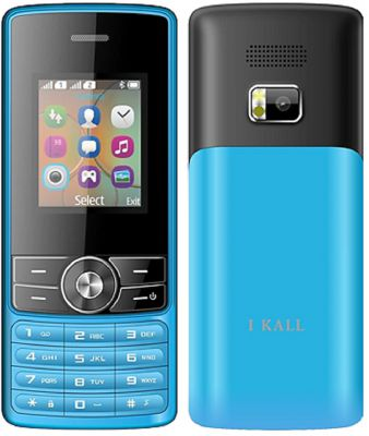 Buy I Kall K24 (Dual Sim, 1.8Inch, FM, Blutooth) Multimedia Mobile Phone with 1 year Manufacturing warranty