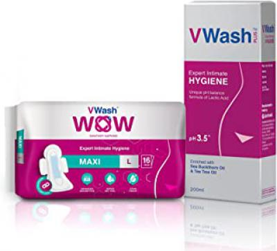 VWash Health & Personal Care Products at min.50% off