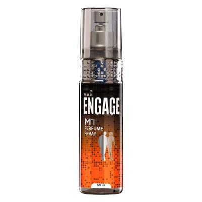Engage M1 Perfume Spray For Men, 120ml