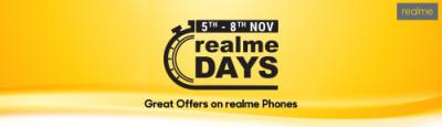 Flipkart Realme Day's: Exchange, Price Drops and Bank Offers