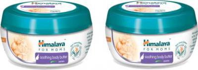 Himalaya Soothing Body Butter 200 ml (Pack of 2)  (400 ml)