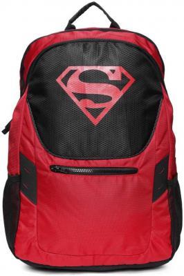 Kook N Keech Superman NA 8.5 L Laptop Backpack Maroon - Price in India | Flipkart.com