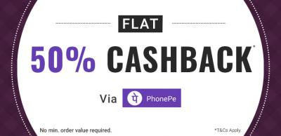 50% Cashback on Coolwinks using PhonePe