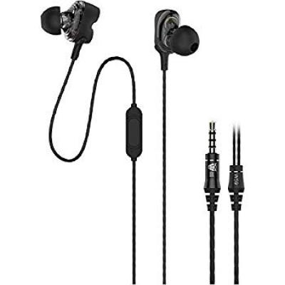 Ant Audio Dual Driver W59 in-Ear Wired Headset with Mic
