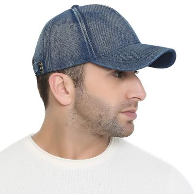 CHKOKKO Trending Mesh Denim Sports Baseball Cotton Caps