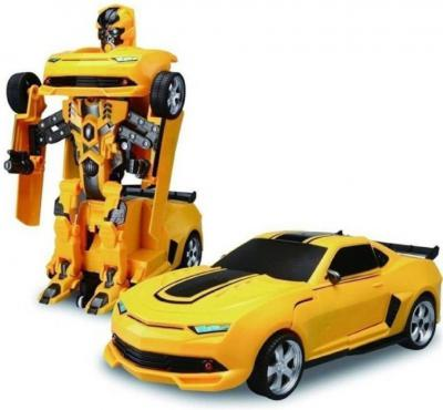 nvcollections Robot Transformer Converting Into Kids Toy Car - Robot Transformer Converting Into Kids Toy Car