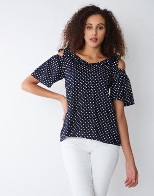 Women Western Wear Top/ T-shirt