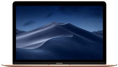 Apple MacBook Core i5 7th Gen - (8 GB/512 GB SSD/Mac OS Mojave) MRQP2HN/A  (12 inch, Gold, 0.92 kg)