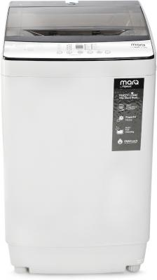 MarQ by Flipkart 7.2 kg Fully Automatic Top Load Washing Machine White