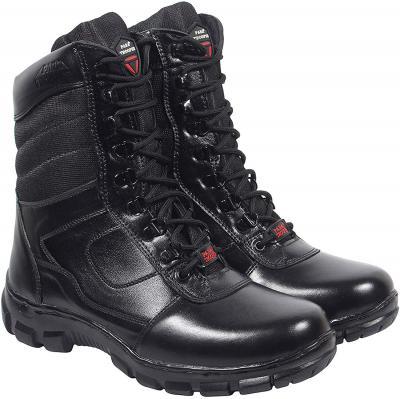 PARA TROOPER Men's Leather Combat Boots...