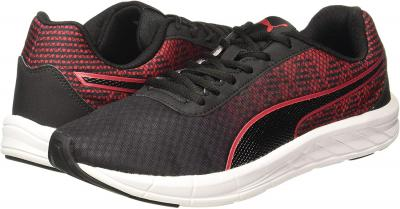 Puma Men's Meteor 2 Toreadorpuma Black Running Shoes