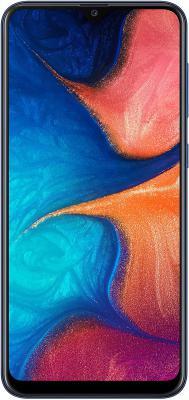 Samsung Galaxy A20 (Blue, 3GB RAM, 32GB Storage)