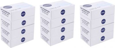 Nivea creme soft soap (125gm x 4) (Pack of 3)