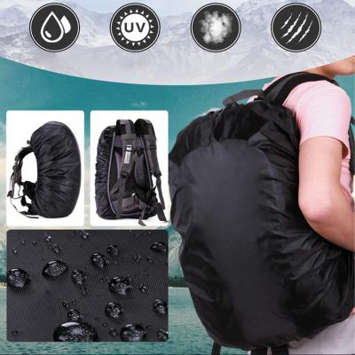 Waterproof Backpack Rain Cover Pack with Portable Storage Zipper Pack for Camping, Hiking, Traveling, Climbing, Fishing,
