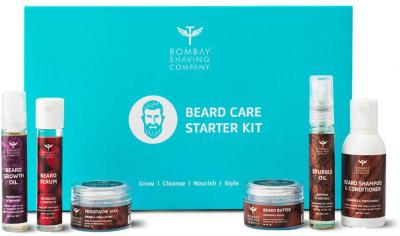 Bombay Shaving Company Beard Care Starter Gift Kit
