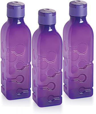 Cello Tango Polypropylene Bottle Set, 600ml, Set of 3