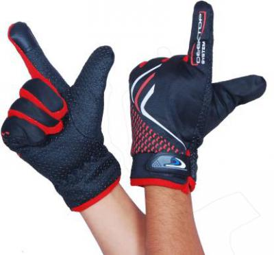 DreamPalace India Riding Gloves Waterproof Winter Outdoor Gloves Athletic Touch Screen Gloves Riding Gloves  (Red)