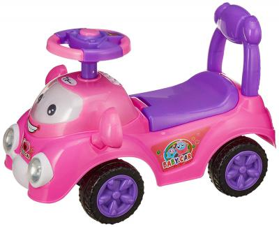 Toy House Happy Bo Push Car for Kids (1 to 3 Yrs) Pink