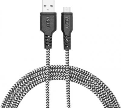 Mivi 6ft Nylon Braided Micro Usb Charging Cable Micro USB Cable