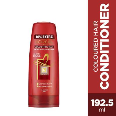 LOreal Paris Color Protect Conditioner, 175ml (With 10% Extra)