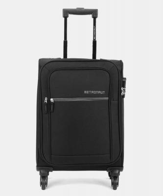 Metronaut M4W2-20-TPG -BLACK Cabin Luggage - 20 inch (Black)