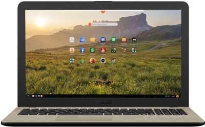 Asus X Series Core i3 7th Gen - (4 GB/1 TB HDD/Endless) X540UA-GQ703 Laptop  (15.6 inch, Black, 1.90 kg)