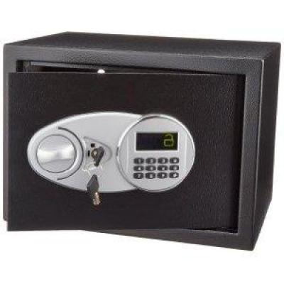AmazonBasics Security Safe - 0.5-Cubic Feet,Black (14.15 litres)