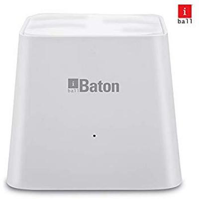 iBall WebWork Gigabit 1200M Smart AC Whole Home Wi-Fi Mesh Router iB-WRD12GM