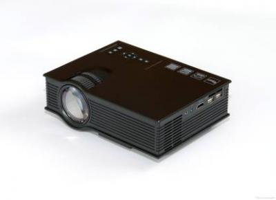 Style Maniac UC40 plus High Defination Wifi Multimedia Interface Home Cinema PROJECTOR 1200 lm LCD Corded Portable Proje