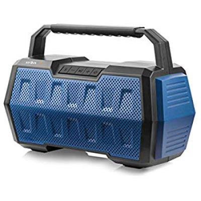 URBN Bang 2000 MS Dhoni Edition 20 Watts Stereo Bluetooth Wireless Speaker with True Wireless Stereo Capability and Buil